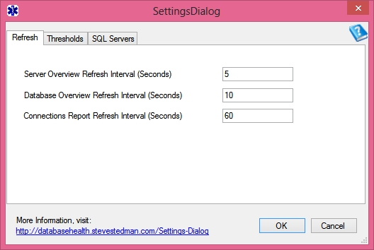 DBHealth_Settings1