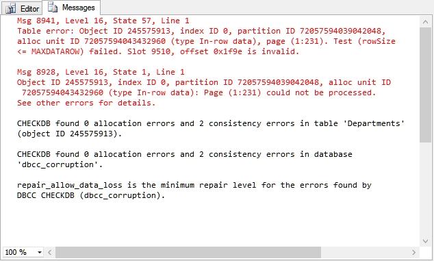 dbcc_checkdb_fail